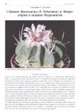 il Genere Stenocactus (K. Schumann) A. Berger - Director of the ... - Page 2