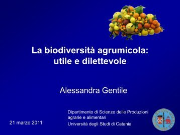 biodiversità agrumi.pdf - Anisn