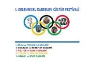 bugüne kadar Erzurum'un üstlendiği en büyük organizasyon