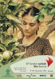 Untitled - London Turkish Film Festival