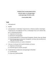 Leitungsanlagen-Richtlinie LAR - LIV Baden- Württemberg