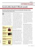 Sinema ve Tiyatro Oyuncuları - İstanbul Bilgi Üniversitesi - Page 5