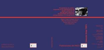 Publicaciones del INICO Colección Actas 7/2013