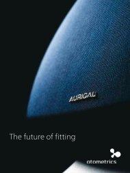 AURICAL Broschüre - Otometrics