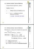 Das relationale Datenmodell - Seite 3
