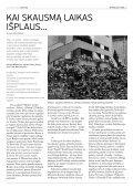 """2010 m. balandžio mėn. """"Apžvalgos"""" numeris - Algirdas Saudargas - Page 3"""