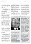 """2010 m. balandžio mėn. """"Apžvalgos"""" numeris - Algirdas Saudargas - Page 6"""