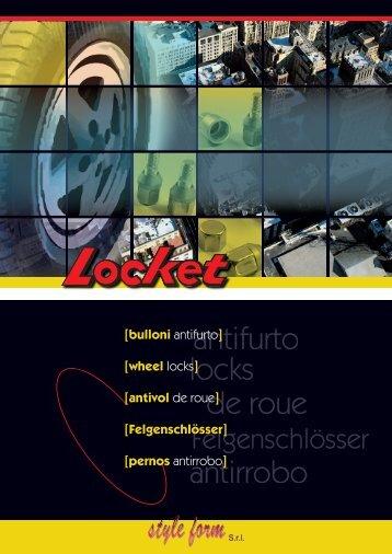 antifurto locks de roue antirrobo
