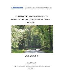 RELAZIONE 2 - Ermes Agricoltura