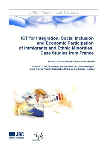 ICT for Integration, Social Inclusion and Economic Participation of ...