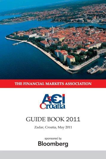ACI Hrvatska Online Vodič - 2011.