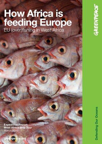 How Africa is feeding Europe - Greenpeace