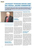 2008 m. BALANDIS - info@atea.lt - Page 6