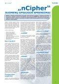 2008 m. BALANDIS - info@atea.lt - Page 7