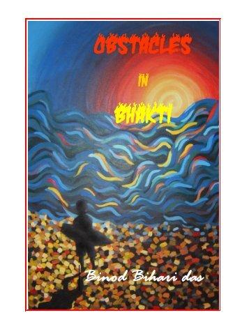 Obstacles Bhakti - Kunjeshwari Home