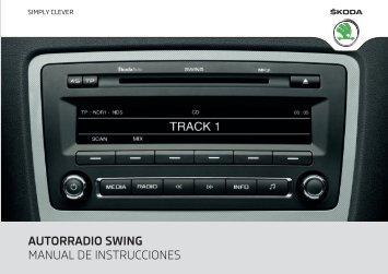 autorradio swing manual de instrucciones - Media Portal - škoda auto