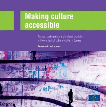 Making culture accessible
