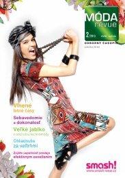 Aktuálne vydanie 2/2013 v PDF - Moda Revue