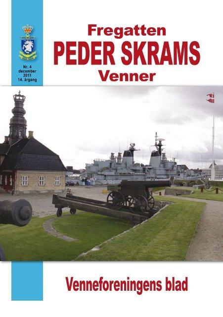 Generalforsamlingen 2011 - Fregatten PEDER SKRAMs venner