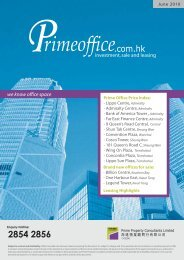 rimeoffice - PrimeOffice - Hong Kong Offices Leasing & Sale
