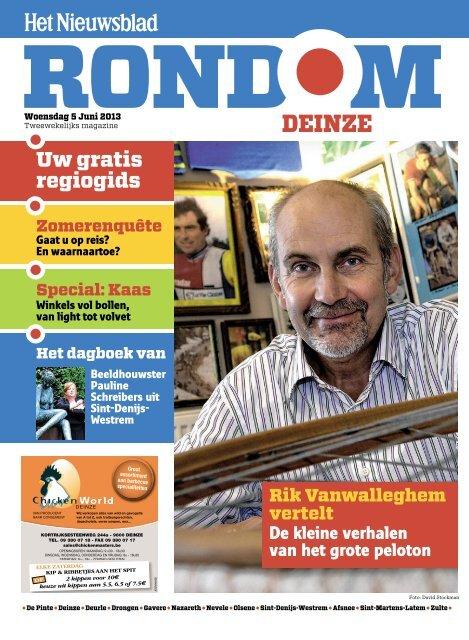 DEINZE - Rondom - Het Nieuwsblad