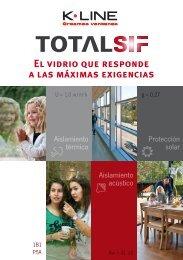 TOTALSIF - Ventanas K-Line