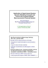 Application of Agent-based System- Dynamic Modeling Concepts ...