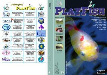 PlayFish Numero 15 Versione pdf per la stampa - GAF