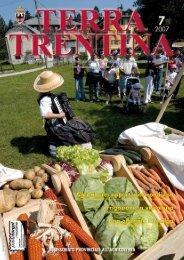 terra trentina - Riviste - Provincia autonoma di Trento