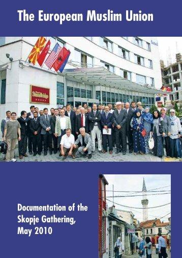 The European Muslim Union - Website of the EMU Foundation