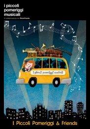 I Piccoli Pomeriggi & Friends - I Piccoli Pomeriggi Musicali