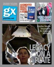Download November 2012 print edition - Gxpress.net