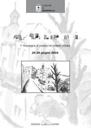puoi scaricare il libro in versione pdf - Poeti del Parco