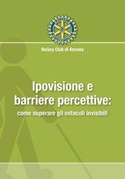 Ipovisione e barriere percettive: - Rotary Club Ancona
