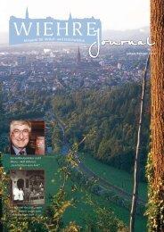 Januar/Februar 2010 - Die Wiehre - Bürgerverein Mittel- und ...