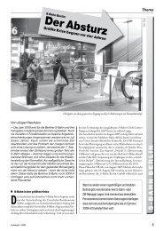 S-Bahn Berlin: Der Absturz - derFahrgast