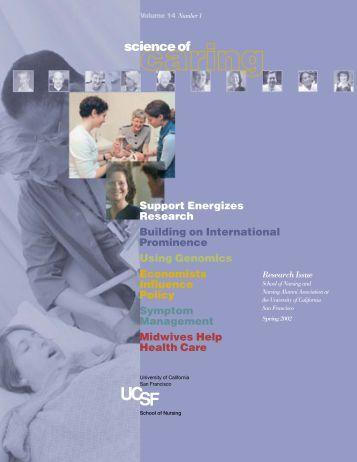 UCSF School of Nursing - UCSF - University of California, San ...