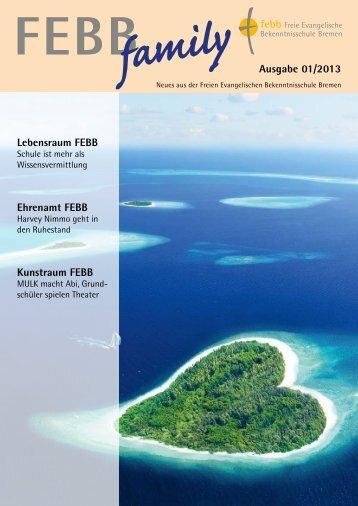 family Ausgabe 01/2013 Lebensraum febb ehrenamt febb ...