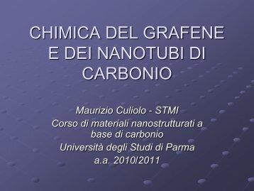 Chimica delle NdC.pdf - Dipartimento di Fisica e Scienze della Terra ...