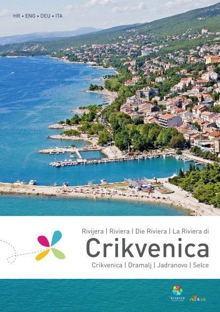Image brošura Riviera Crikvenica - TZG Crikvenice