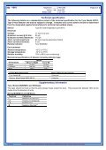 afp - 1816: Tyco, Model 614TD, Type D heat detector - Simplex Fire ... - Page 2