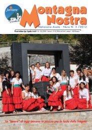 MONTAGNA NOSTRA - 2012 N°3 (completa) - Torrio