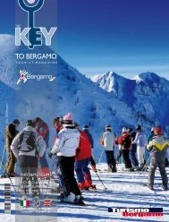 The Key #020 - Turismo Bergamo