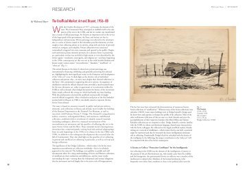RESEARCH - Art Collecting in Eastern Europe