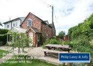 Bluebell Cottage Pershore Road, Earls Croome Worcester WR8 9DJ