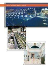 lâmpadas Fluorescentes tubulares e circulares - Osram