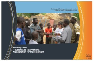Tourism and International Cooperation for Development