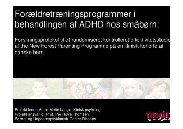 (Microsoft PowerPoint - Opl\346g Forskningens dag.ppt) - Center for ...