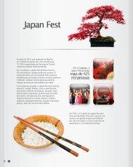 Japan Fest - Comercial Rede Globo