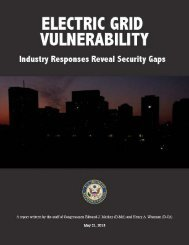 Report-Electric-Grid-Vulnerability-2013-5-21